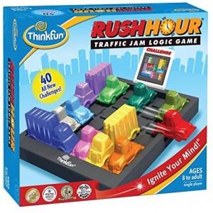 Juegos para aprender matemáticas   Rush Hour   +8 años