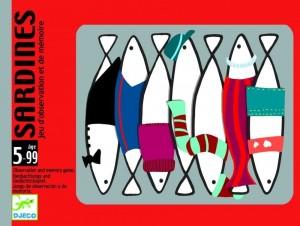 Juegos para aprender matemáticas   Sardines   +5 años