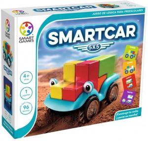 Juegos para aprender matemáticas   Smartcar 5x5   +4 años