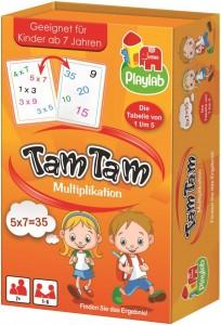 Juegos para aprender matemáticas   Tam Tam Multiplikation   +7 años