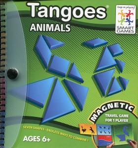 Juegos para aprender matemáticas   Tangoes Animals   +6 años