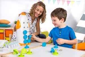Juegos para aprender matemáticas   The Rocket 10   De 3 a 7 años