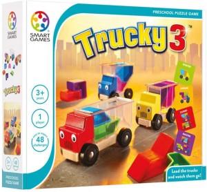 Juegos para aprender matemáticas   Trucky 3   +3 años