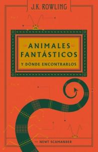 Todos los libros de Harry Potter | Animales fantásticos y dónde encontrarlos