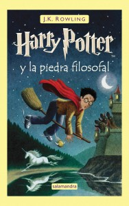 Todos los libros de Harry Potter | Harry Potter 1 | Harry Potter y la piedra filosofal