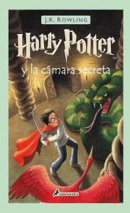 Todos los libros de Harry Potter | Harry Potter 2 | Harry Potter y la cámara secreta