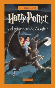 Todos los libros de Harry Potter | Harry Potter 3 | Harry Potter y el prisionero de Azkaban