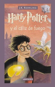 Todos los libros de Harry Potter | Harry Potter 4 | Harry Potter y el cáliz de fuego