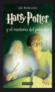 Todos los libros de Harry Potter | Harry Potter 6 | Harry Potter y el misterio del príncipe