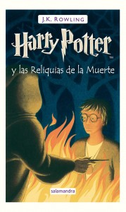 Todos los libros de Harry Potter | Harry Potter 7 | Harry Potter y las reliquias de la Muerte