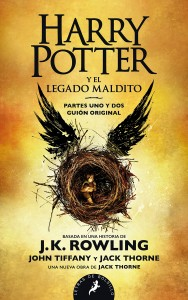 Todos los libros de Harry Potter | Harry Potter 8 | Harry Potter y el legado maldito