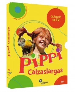 Pippi Calzaslargas | Serie completa