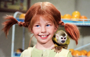 Pippi Långstrumpf fue creada por la escritora sueca Astrid Lindgren.
