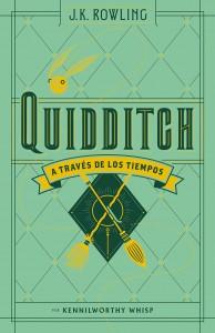 Todos los libros de Harry Potter | Quidditch a través de los tiempos