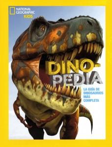Libros de dinosaurios para niños y adultos | Dinopedia: La guía de dinosaurios más completa | +8 años | 296 páginas