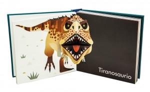 Libros de dinosaurios para niños y adultos | Dinopop. 15 increíbles pop-ups | +3 años | 30 páginas