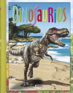 Libros de dinosaurios para niños y adultos | Dinosaurios | +7 años | 32 páginas