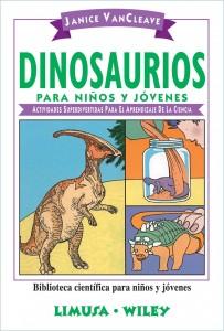Libros de dinosaurios para niños y adultos | Dinosaurios para niños y jóvenes | +10 años | 228 páginas