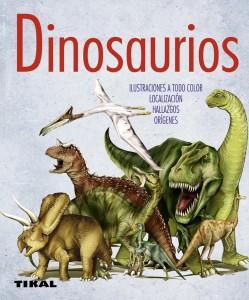 Libros de dinosaurios para niños y adultos | Dinosaurios. Enciclopedia universal | Adultos | 208 páginas