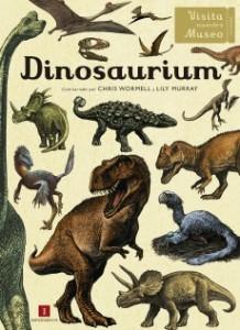 Libros de dinosaurios para niños y adultos | Dinosaurium | +10 años | 96 páginas