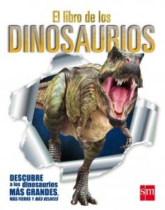 Libros de dinosaurios para niños y adultos | El libro de los dinosaurios | +4 años | 52 páginas