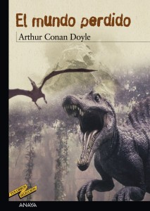 Libros de dinosaurios para niños y adultos | El mundo perdido | +12 años | 320 páginas