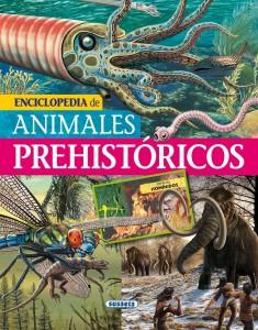 Libros de dinosaurios para niños y adultos | Enciclopedia de animales prehistóricos | +7 años | 174 páginas