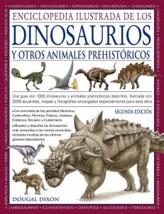 Libros de dinosaurios para niños y adultos | Enciclopedia ilustrada de los dinosaurios y otros animales prehistóricos | Adultos | 512 páginas