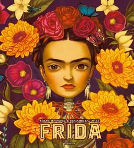 Libros sobre Frida Kahlo para niños | Frida | +14 años