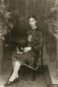 Frida tenía 19 años cumplidos. México, 1926