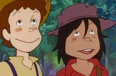 Las aventuras de Tom Sawyer | Anime