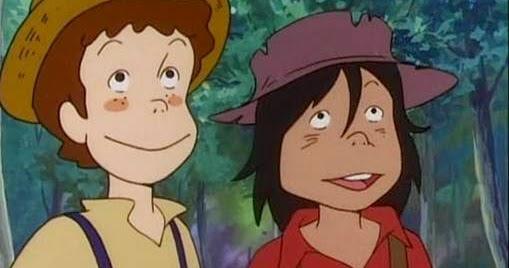 Las aventuras de Tom Sawyer   Anime