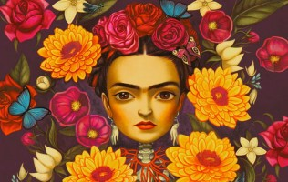 Libros sobre Frida Kahlo para niños