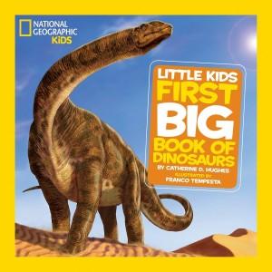Libros de dinosaurios para niños y adultos | Little Kids First Big Book of Dinosaurs | +4 años | 128 páginas | Libro en inglés