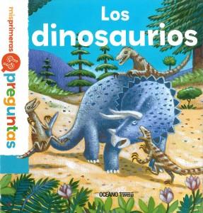 Libros de dinosaurios para niños y adultos | Los dinosaurios (Mis primeras preguntas) | +6 años | 36 páginas