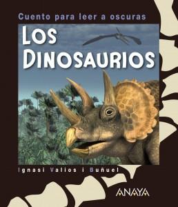 Libros de dinosaurios para niños y adultos | Los dinosaurios. Cuento para leer a oscuras | +3 años | 24 páginas