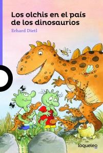Libros de dinosaurios para niños y adultos | Los olchis en el país de los dinosaurios | +8 años | 144 páginas