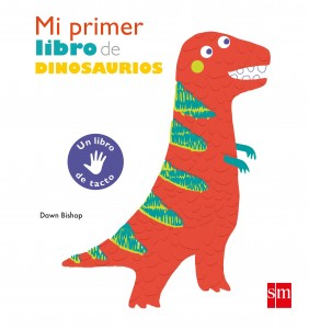 Libros de dinosaurios para niños y adultos | Mi primer libro de dinosaurios | De 0 a 2 años | 12 páginas
