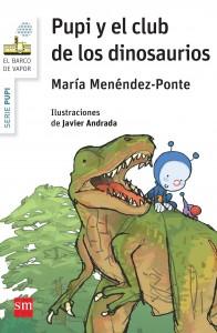 Libros de dinosaurios para niños y adultos | Pupi y el club de los dinosaurios | +6 años | 72 páginas
