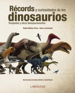 Libros de dinosaurios para niños y adultos | Récords y curiosidades de los Dinosaurios | +12 años | 288 páginas