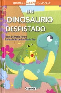 Libros de dinosaurios para niños y adultos | Un dinosaurio despistado | +4 años | 32 páginas