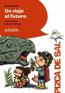 Libros de dinosaurios para niños y adultos | Un viaje al futuro | +8 años | 120 páginas