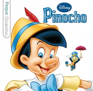 Pinocho. Pequecuentos | 28 páginas | +3 años