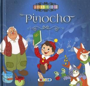 Pinocho | 36 páginas | +4 años