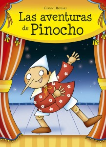 Las aventuras de Pinocho | 40 páginas | +5 años