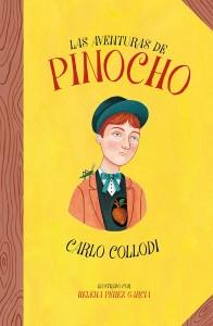 Las aventuras de Pinocho | 192 páginas | +7 años