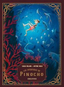 Las aventuras de Pinocho | 152 páginas | +7 años