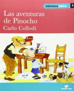 Las aventuras de Pinocho | 120 páginas | +8 años