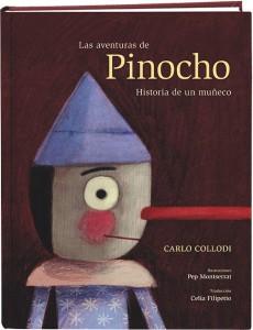 Las aventuras de Pinocho. Historia de un muñeco | 200 páginas | +8 años