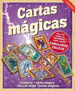 Libros de magia infantil, para niños y adultos | Cartas mágicas (colección Hobbies creativos) | A partir de 5 años | 24 páginas